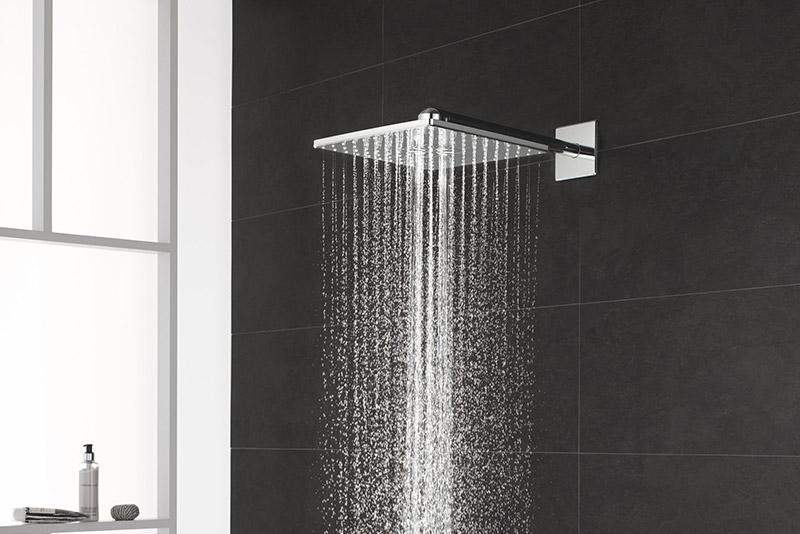 Research reveals British showering habits