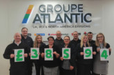 Groupe Atlantic UK raises over £38,000 for cancer charity