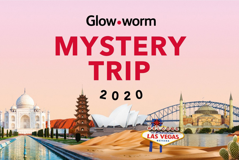 Win a place on the Glow-worm Mystery Trip!