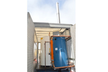 Problems solved by temporary boiler houses