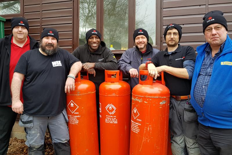 Heat for Good initiative kicks off