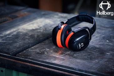 GIVEAWAY: 15 pairs of Hellberg Safety SECURE ear defenders