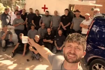 VIDEO EXCLUSIVE: Heroes of Heat at Wistaston Scout Hut