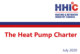 HHIC launches Heat Pump Charter