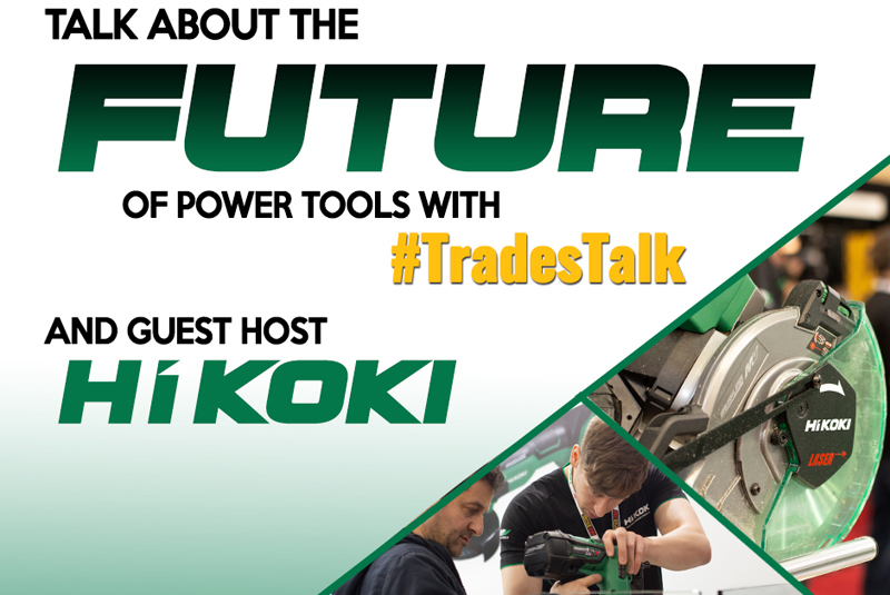 #TradesTalk discusses the future of power tools