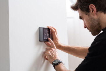 Connected thermostats