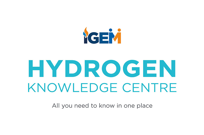 IGEM launches Hydrogen Knowledge Centre