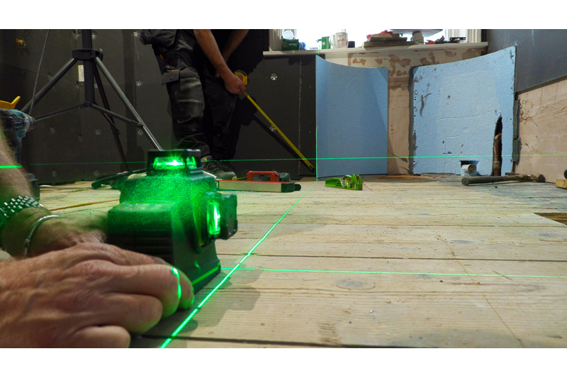 PRODUCT TEST: Imex green beam laser