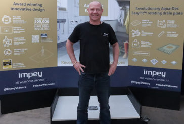 Impey's We Are Wetrooms training – now online!