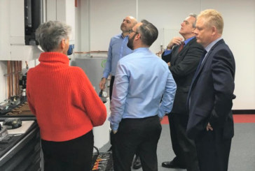 New training centre at Intergas head office