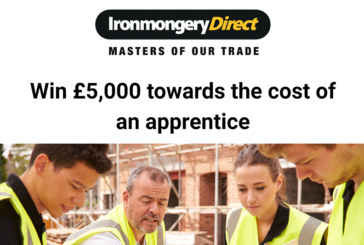 Win £5,000 towards the cost of an apprentice