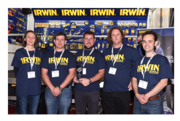 Irwin's National Tradesmen Day winner announced