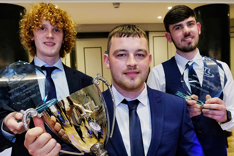 JTL announces National Apprentice of the Year Awards 2021 winners