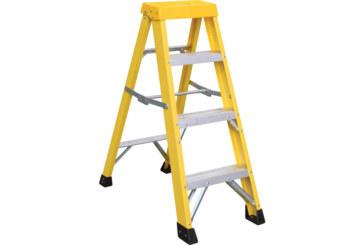 GIVEAWAY: Draper Fibreglass 3 Step Ladder