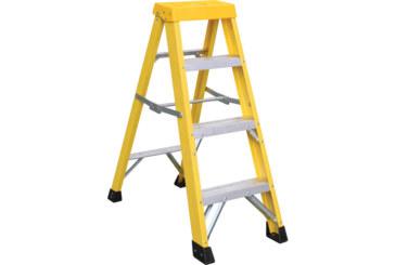 GIVEAWAY: Draper Fibreglass 3 Step Ladder