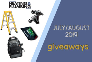 JULY/AUGUST GIVEAWAYS: Enter them all here!