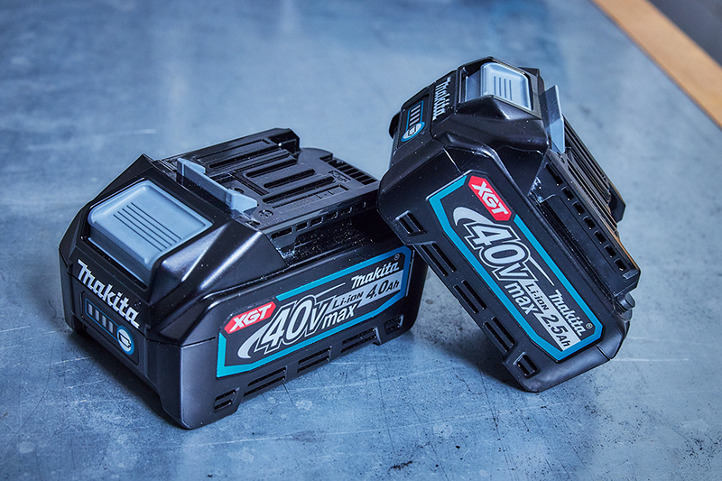 The benefits of a common power tool battery platform