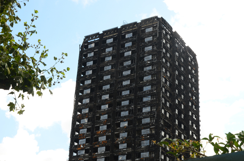 CIPHE UPDATE: Grenfell, two years on