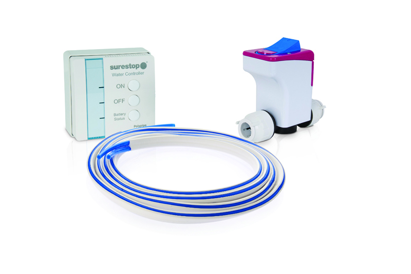 PRODUCT FOCUS: Polypipe Surestop i-watercontrol