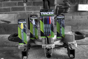 GIVEAWAY: 3x TRACER construction markers