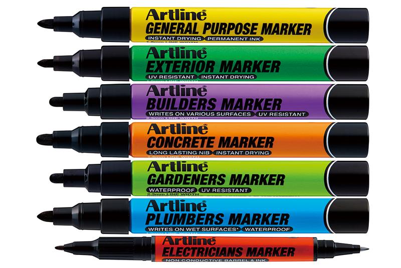 GIVEAWAY: Artline EKPR markers