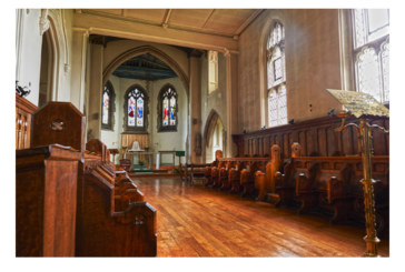 St Mary's Abbey offers a warm welcome with Keston