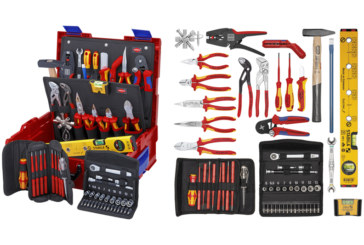 Win £1,000 worth of tools from Knipex at Toolfair