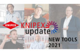 WATCH: KNIPEX showcases its tool innovations of 2021