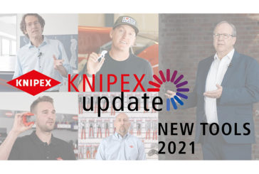TOOLS & WORKWEAR WEEK 2021: Video   KNIPEX showcases its tool innovations of 2021