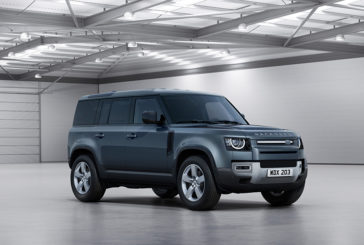 Land Rover   Commercial vehicle range
