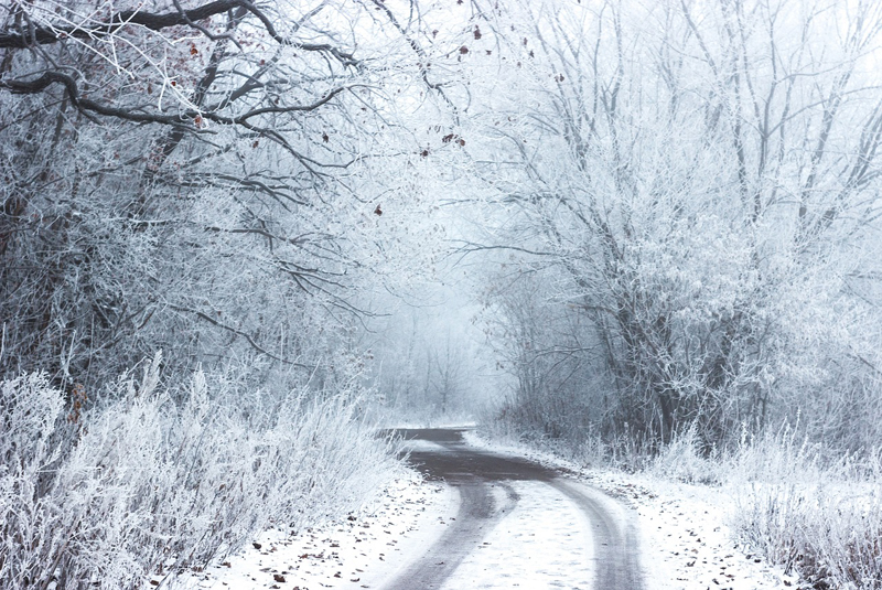 Van drivers urged to use winter tyres