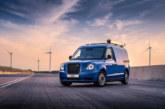 LEVC unveils VN5 electric van