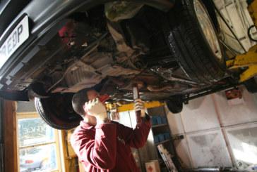 Van maintenance advice