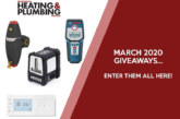 MARCH 2020 GIVEAWAYS: Enter them all here!