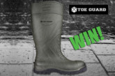GIVEAWAY: Toe Guard Boulder Safety Wellingtons