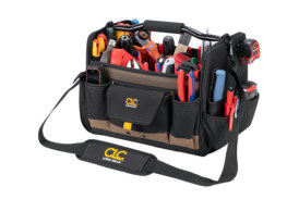 GIVEAWAY: 3 Hultafors CLC soft-sided tool carriers