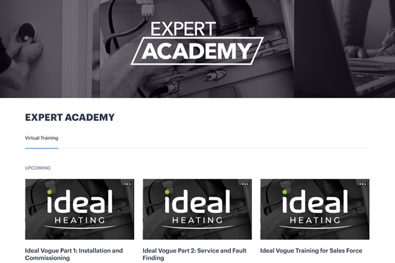 Q&A: Ideal Heating Expert Academy