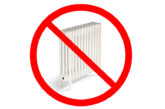 """Majority of radiators on sale in the UK """"unable to be sold"""" from 2022"""