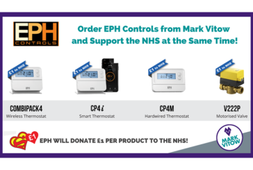 Mark Vitow partners with EPH Controls in 50K NHS fundraiser