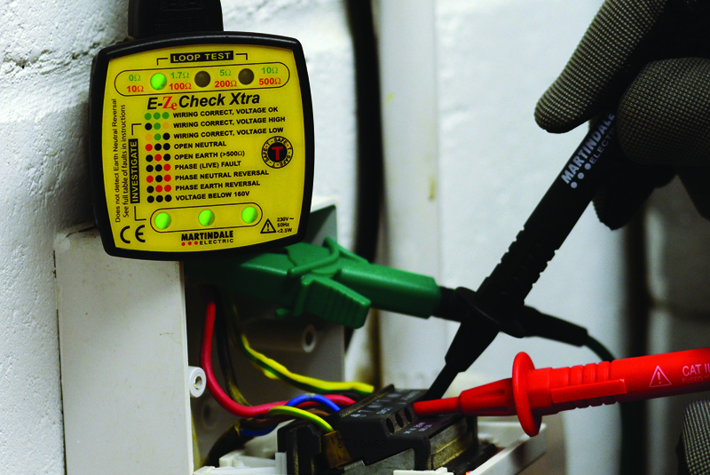 Baxi chooses Martindale for electrical safety