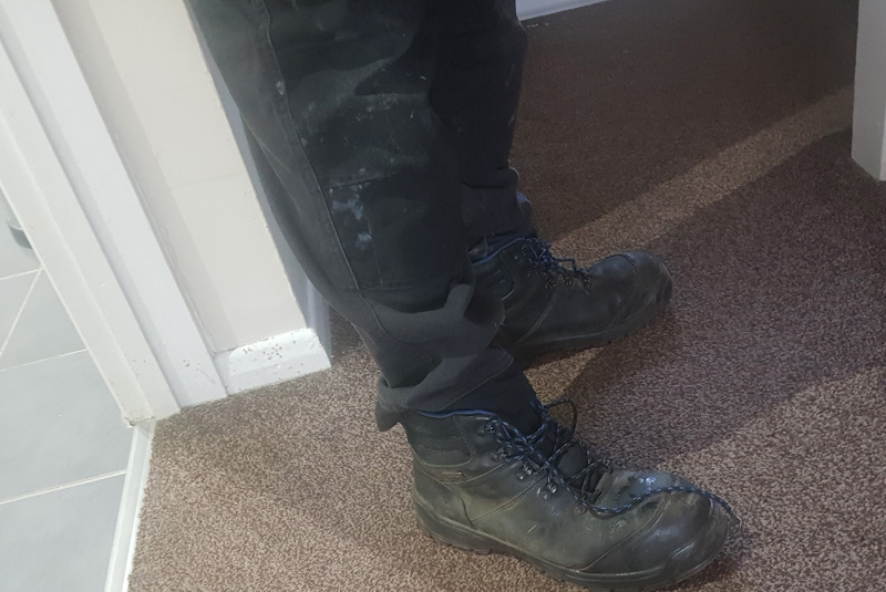 2acd4ea3964 PRODUCT TEST: Dickies Cameron safety boots - PHPI Online