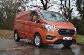 VAN WEEK 2021: Ford Transit Custom PHEV
