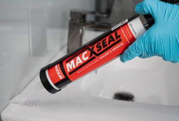 GIVEAWAY: McAlpine MACXSEAL