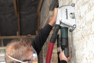 PRODUCT TEST: Metabo MFE 40 diamond chaser
