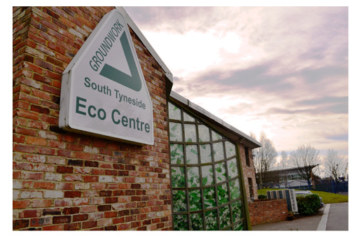 Air source replaces ground source at Northeast Eco Centre