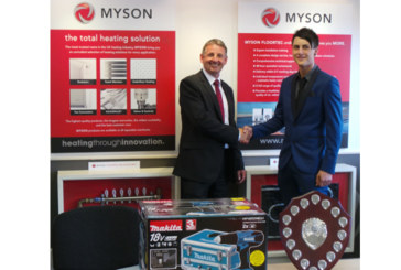 Alex Bilclough named Myson Young Apprentice of the Year