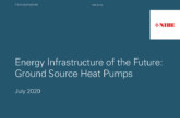 New NIBE policy paper highlights GSHP infrastructure solution