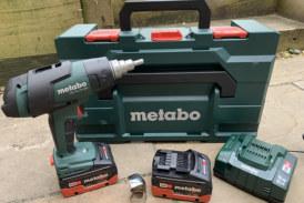 COMPETITION: Win a Metabo HG 18 LTX 500 Heat Gun!