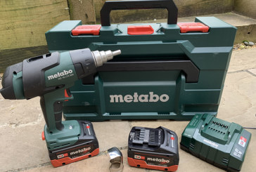 COMPETITION: Win a Metabo HG 18 LTX 500 Heat Gun!