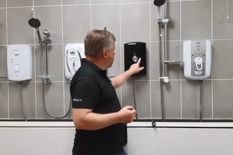 WATCH: Troubleshooting showers with Triton #1